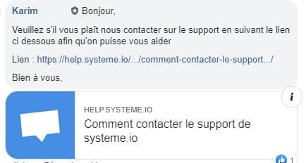 Fb Support Ssystemeio