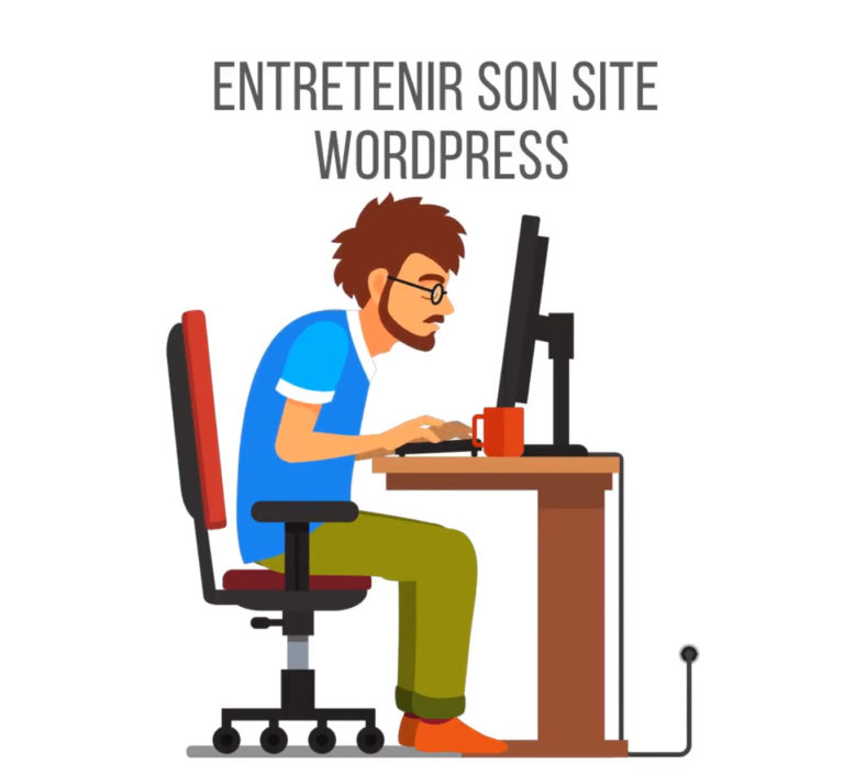 Entretenir Site WordPress